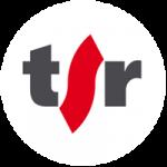 Logo de la TSR, la Télévision Suisse Romande