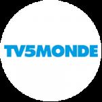 TV 5 Monde logo